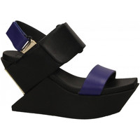 Zapatos Mujer Zuecos (Clogs) United nude DELTA midnight-blue