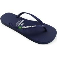 Zapatos Mujer Chanclas Brasileras Classic W SS19 Blue Navy