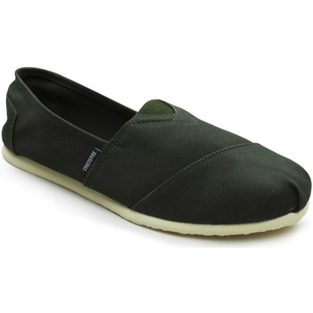 Zapatos Alpargatas Brasileras Espargatas Clasica Green Military