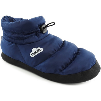 Zapatos Pantuflas Nuvola. Zapatillas de estar en casa Boot Home Suela de Goma  Dark Navy