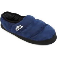 Zapatos Pantuflas Nuvola. Zapatillas de estar en casa Clasica Suela de Goma  Dark Navy