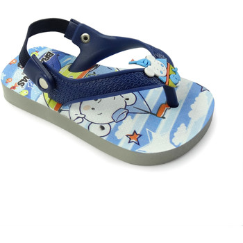 Zapatos Niño Chanclas Brasileras Printed 20 Baby Bear Blue Navy