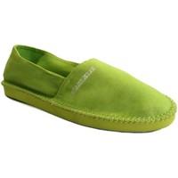 Zapatos Alpargatas Brasileras Espargatas Eva LT Green