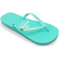 Zapatos Mujer Chanclas Brasileras Chanclas de playa ®, Classic W SS19 Water Green
