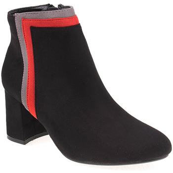 Zapatos Mujer Botines Voga L Boot Lady Negro