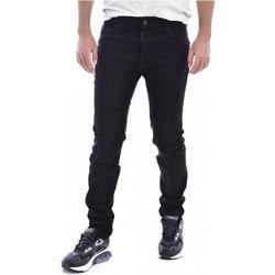 textil Hombre Vaqueros slim Dsquared S71LB0525 - Hombres negro
