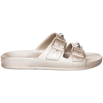 Zapatos Mujer Zuecos (Mules) Cacatoès Lambada Oro
