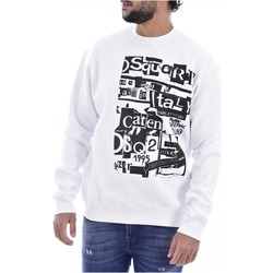 textil Hombre sudaderas Dsquared Jersey & Cardigans S74GU0305 blanco