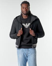 textil Hombre cazadoras Emporio Armani 6H1BL6 Negro