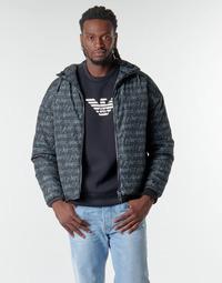 textil Hombre cazadoras Emporio Armani 6H1BN6 Negro