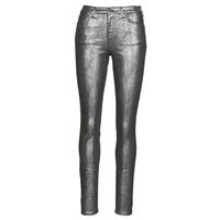 textil Mujer Pantalones con 5 bolsillos Emporio Armani 6H2J20 Gris / Plateado