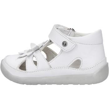 Zapatos Niño Sandalias Falcotto - Gabbietta bianco ORINDA-1N02 BIANCO