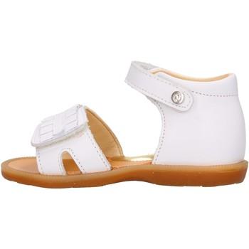 Zapatos Niño Sandalias Naturino - Sandalo bianco BRIENNE-0N01 BIANCO
