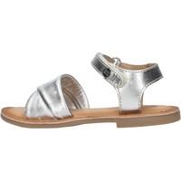 Zapatos Niña Sandalias Gioseppo - Sandalo argento MALABAR ARGENTO