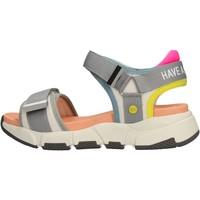 Zapatos Niños Sandalias Gioseppo - Sandalo grigio FIUGGI GRIGIO