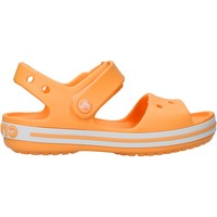 Zapatos Niños Sandalias Crocs - Crocband sand k arancione 12856-801 ARANCIONE