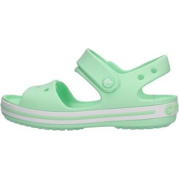 Zapatos Niños Sandalias Crocs - Crocband sand k verde 12856-3TI VERDE
