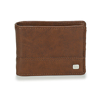 Bolsos Hombre Cartera Billabong DIMENSION Marrón