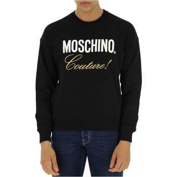 textil Hombre sudaderas Love Moschino Jersey & Cardigans ZA1719 negro