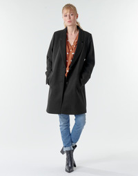 textil Mujer Abrigos Esprit LL* BASICBLZRCT Negro
