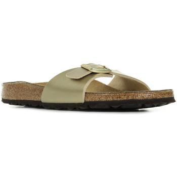 Zapatos Mujer Zuecos (Mules) Birkenstock Madrid BS Gold Oro