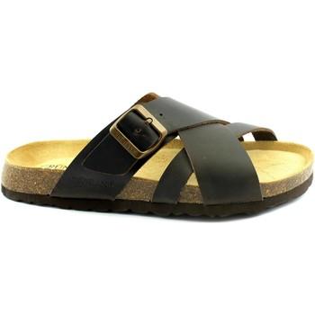 Zapatos Hombre Zuecos (Mules) Grunland GRU-E20-CB2426-MO Marrone