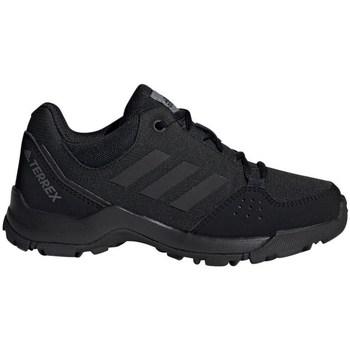 Zapatos Niños Senderismo adidas Originals Terrex Hyperhiker Low K Negros