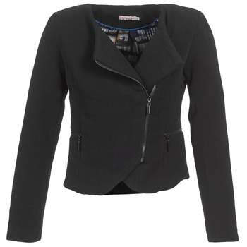 textil Mujer Chaquetas / Americana Little Marcel VIALI Negro