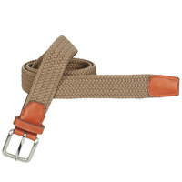 Accesorios textil Hombre Cinturones Jack & Jones JACSPRING Beige