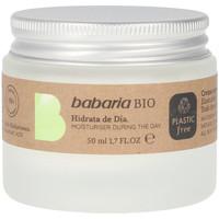 Belleza Mujer Hidratantes & nutritivos Babaria Bio Crema Día Súper Hidratante Antioxidante  50 ml