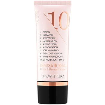 Belleza Mujer Base de maquillaje Catrice Ten!sational 10 In 1 Dream Primer  30 ml