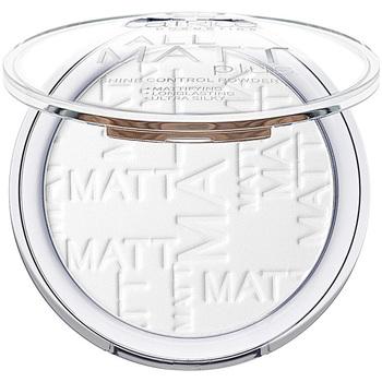 Belleza Mujer Colorete & polvos Catrice All Matt Plus Shine Control Powder 001-universal 10 Gr 10 g