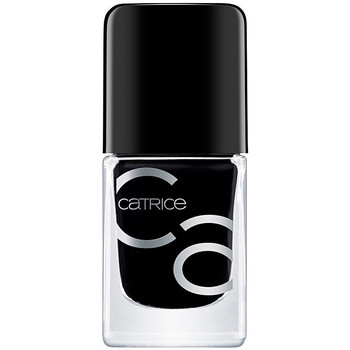 Belleza Mujer Esmalte para uñas Catrice Iconails Gel Lacquer 20-black To The Routes  10,5 ml