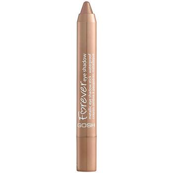 Belleza Mujer Sombra de ojos & bases Gosh Forever Metallic Eyeshadow 02-beige 1,5 Gr