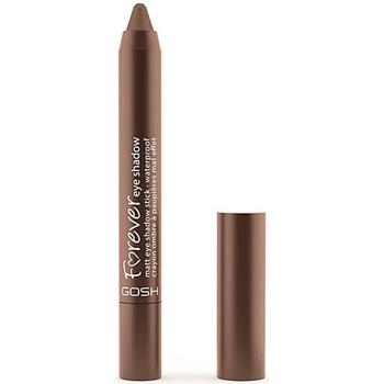 Belleza Mujer Sombra de ojos & bases Gosh Forever Matt Eyeshadow 11-dark Brown 1,5 Gr 1,5 g