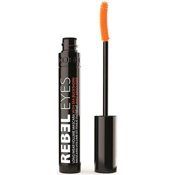 Belleza Mujer Máscaras de pestañas Gosh Rebel Eyes Long Wear Volume Mascara 001-black  10 ml