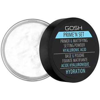 Belleza Mujer Base de maquillaje Gosh Velvet Touch Prime'n Set Powder Hydration 7 Gr