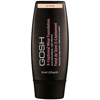 Belleza Mujer Base de maquillaje Gosh X-ceptional Wear Foundation Long Lasting Makeup 14-sand