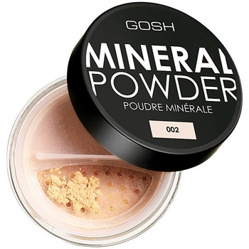 Belleza Mujer Colorete & polvos Gosh Mineral Powder 002-ivory 8 Gr 8 g