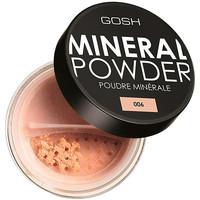 Belleza Mujer Colorete & polvos Gosh Mineral Powder 006-honey 8 Gr