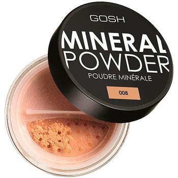 Belleza Mujer Colorete & polvos Gosh Mineral Powder 008-tan 8 Gr