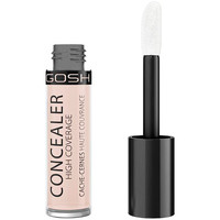 Belleza Mujer Antiarrugas & correctores Gosh Concealer High Coverage 002-ivory  5,5 ml