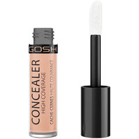 Belleza Mujer Antiarrugas & correctores Gosh Concealer High Coverage 004-natural