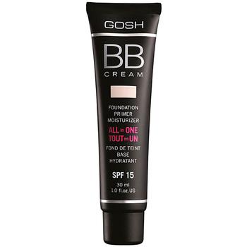 Belleza Mujer Maquillage BB & CC cremas Gosh Bb Cream Foundation Primer Moisturizer 01-sand