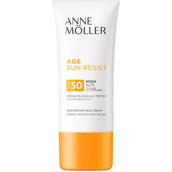 Belleza Protección solar Anne Möller Âge Sun Resist Cream Spf50  50 ml