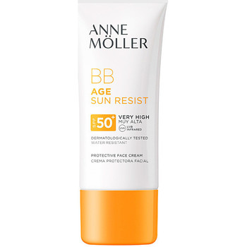 Belleza Maquillage BB & CC cremas Anne Möller Âge Sun Resist Bb Cream Spf50+  50 ml