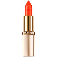 Belleza Mujer Pintalabios L'oréal Color Riche Lipstick 373 Magnetic Coral 1 u