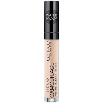 Belleza Mujer Antiarrugas & correctores Catrice Liquid Camouflage High Coverage Concealer 020-light Beige 5 ml