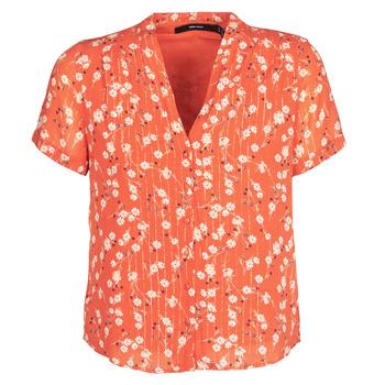 textil Mujer Tops / Blusas Vero Moda VMSOFIE Rojo
