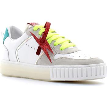 Zapatos Mujer Zapatillas bajas Semerdjian Versione Blanc
